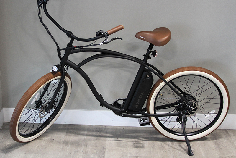 Can Electric Bikes Be Stored Outside