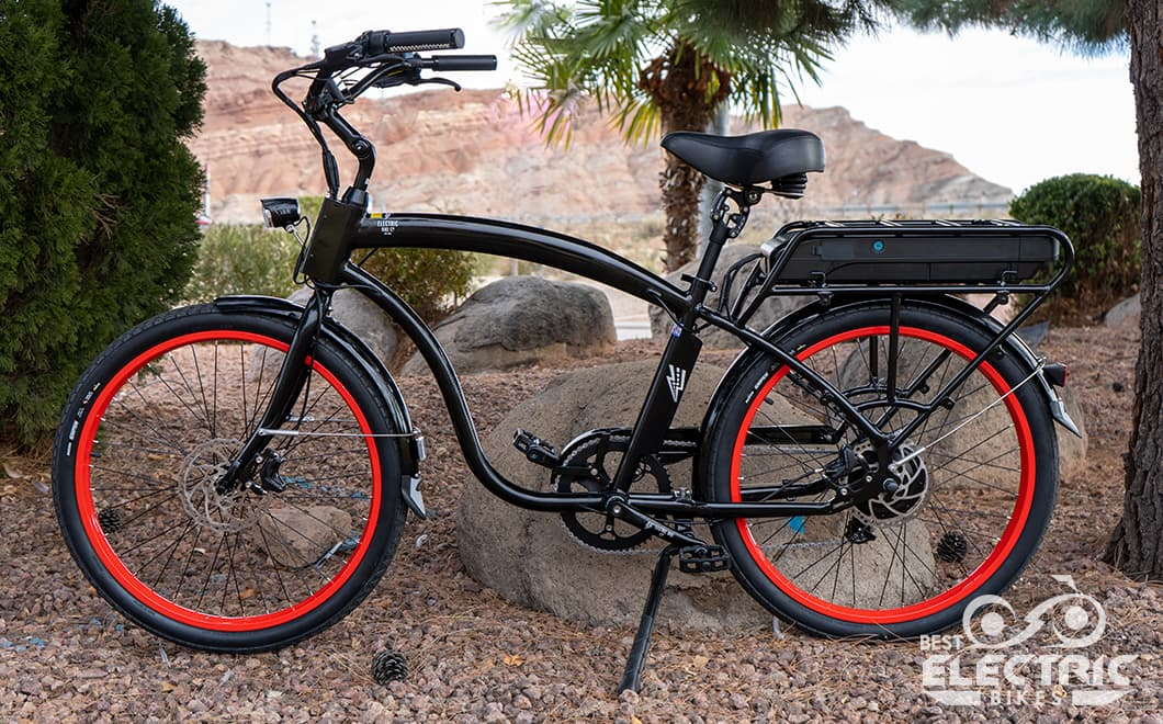 Electric Bike Company Model C frame