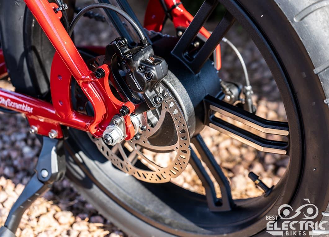 Juiced Bikes City Scrambler 2019 Hub Motor