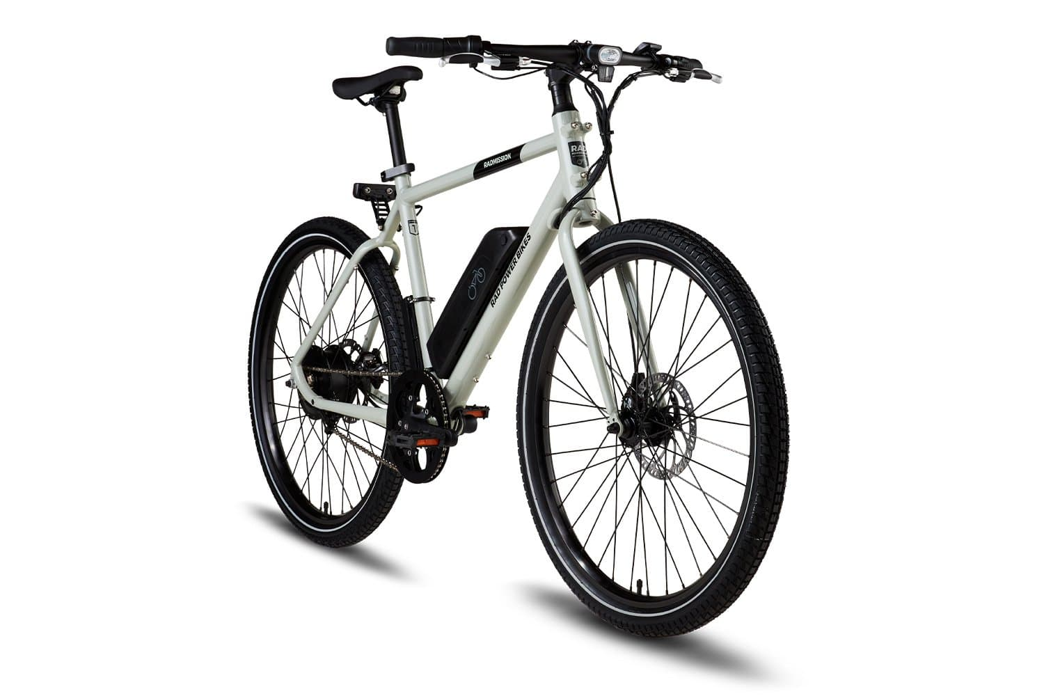 Best Electric Bike RadMission Side View