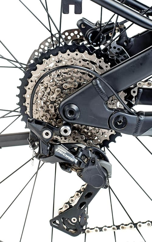 Drive Train BULLS EVO TR 1 Speed
