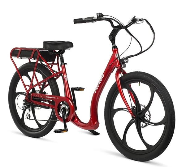 Pedego Boomerang Plus Low Step
