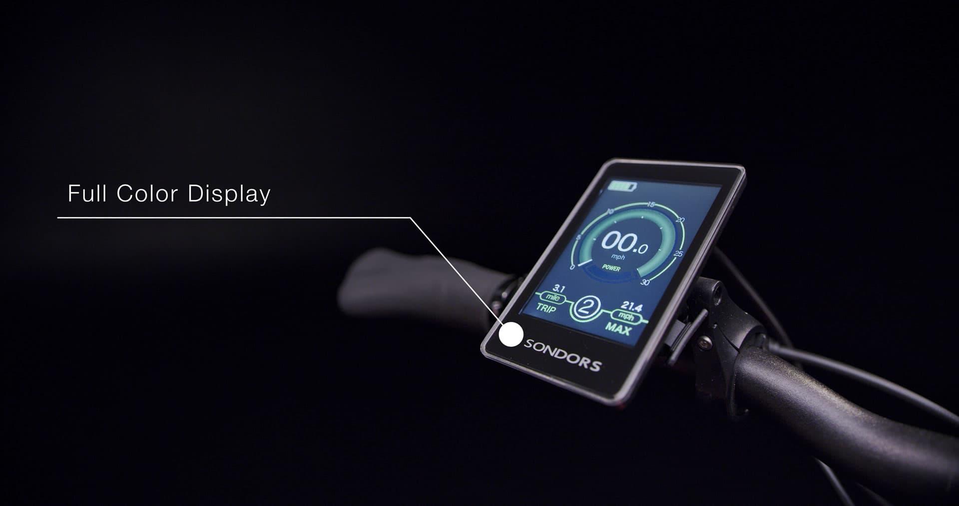 Sondors Fold XS LCD