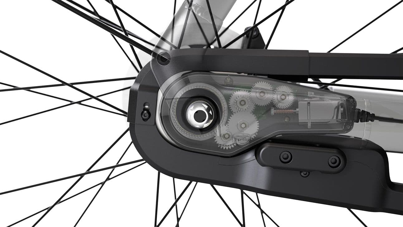 VanMoof X3 Drive Train