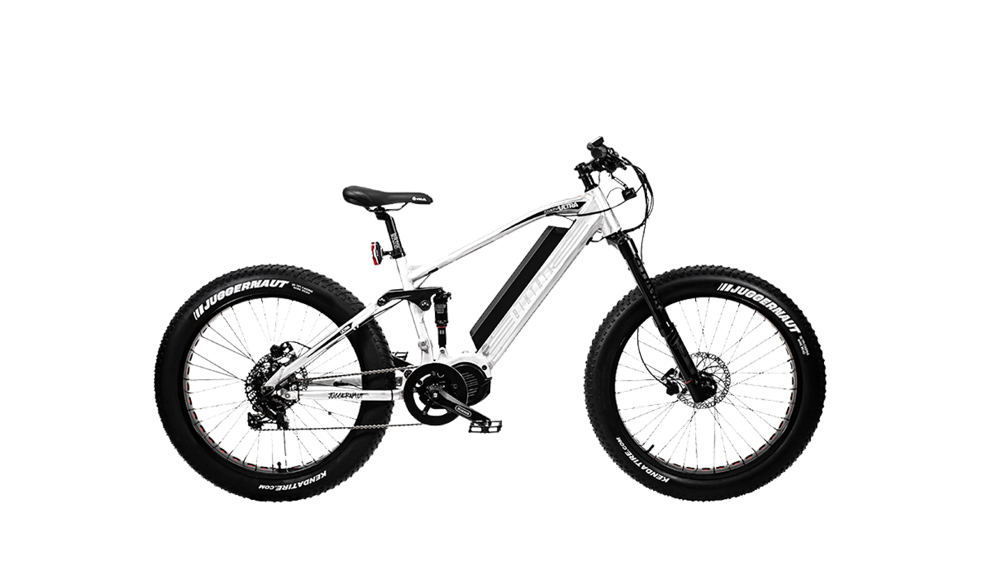 BikTrix Juggernaut Ultra FS Best Electric Bikes Spec Review