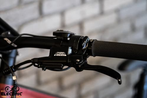 Hydraulic Brake Lever and Reservoir
