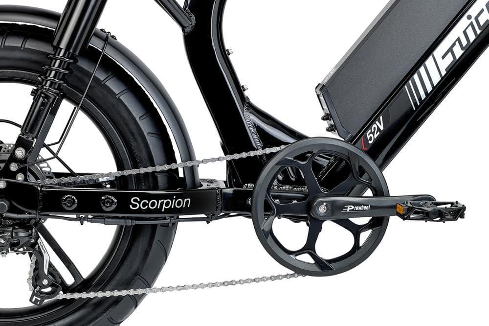 Scorpion Drivetrain