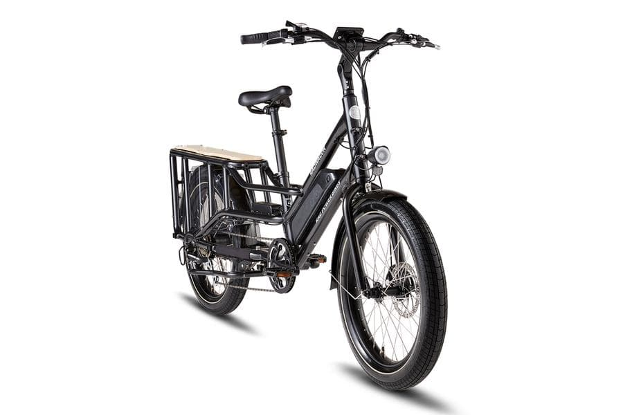 RadWagon4 Rad Power Bikes Side Black Frame