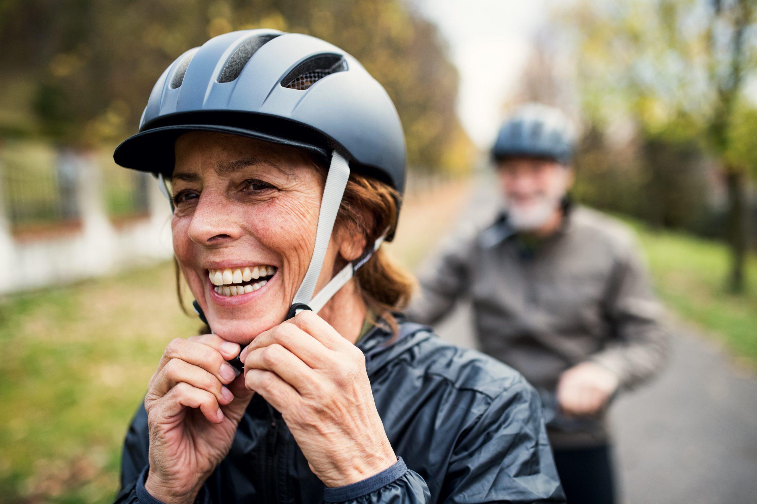 eBike Safety Tips Helmet