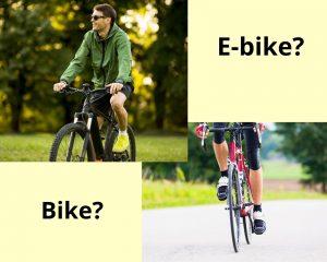 Is An E-Bike Cheating