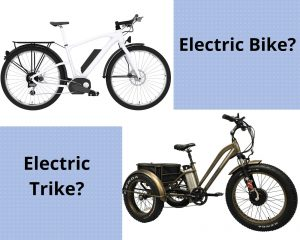 electric trike vs electric trike which is best for you