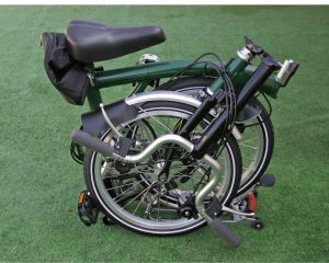 do you need a folding electric bike